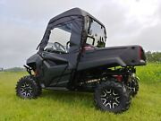 Honda Pioneer 700 Doors And A Rear Panel For A Hard Windshield And Top.