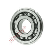 Skf 6203nr Open Type Snap Ring Deep Groove Bearing 17x40x12mm