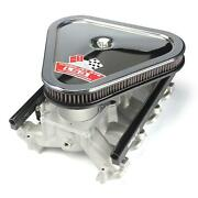 Ls Classic Series Gmls3003 Tri-power Style Intake Cathedral Heads