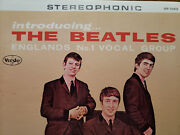Promo Megarare 1960s Mint-exc The Beatles-introducing The Beatles Vjlp1062 Lp33