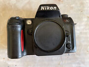 Nikon N80 Slr Film Camera - Body Only - Comes With 3 Boxes Of Free Film