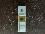 1x Cpu Ic Nec D87 Chip Ic`s Vintage Ceramic Cpu For Gold Scrap Recovery