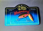 Ozark Mountain Jointed Rainbow Trout Wood Master Lure - Discontinued 5000 Series