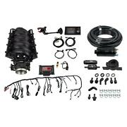 Fitech 71020 Ls Torque Plus Intake Master Kit With Trans Control