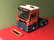 Corgi Cc13422 Erf Ect Olympic Truck Tractor Only Beck And Politzer 1/50 Scale