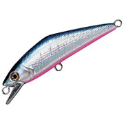 Smith Ltd Minnow D-contact 72mm 9.5g Blue Pink 22 Heavy Sinking Fishing Lure