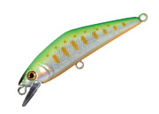 Smith Ltd Minnow D-contact 72mm 9.5g Lime Chart Yamame 42 Heavy Sinking