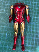 Hot Toys Ht Mms528d30 1/6 Iron Man Mark Lxxxv Action Figure Body 12in. Diecast