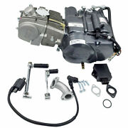 Cdi Oil Cooled For Crf50 Xr50 70 4-stroke Complete Engine Clutch 150cc Motor Kit