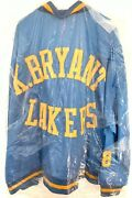 Incredible Kobe Bryant 1996-97 Mitchell And Ness Mpls Jacket 8 From Rookie Year.