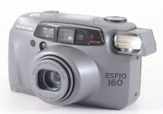 Pentax Espio 160 Point And Shoot 35mm Film Camera From Japan Limited Rare Used