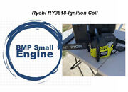 Ignition Coil Module For Ryobi Ry3818 38cc Chainsaw