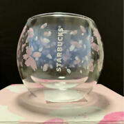 Starbucks Japan Sakura Series Rounded Mug Cup 237ml In 2019 Sold Out Clear