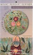 Garden Of Grace Wall Or Table Topper Quilt Pattern Floral Flower Dimensional
