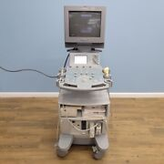Siemens Acuson Cv-70 Ultrasound System With L10-5 And Vf13-5sp