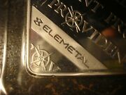 3 X 10 Oz Provident Metals Silver Bars Vintage Ultra Rare By Elemetal 30 Ounces
