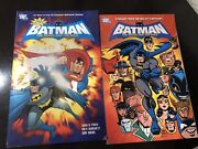 Batman The Brave And The Bold Lot Of 2 Preowned Cartoon Network Series