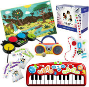 Hamilton Buhl Steam Stem Educational Early Learning Interactive Deluxe Pack