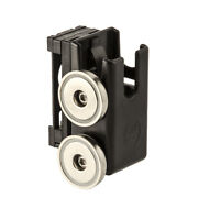 Ghost International Mag. Pouch Magnetic 2 Magnet With Rotation Clip - Black