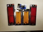United Pacific Sequential Tail Light/marker Lamp Set 1969-1970 Chevy Truck