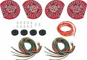 Digi-tails Sequential Led Tail/back-up Lamps W/ Pigtails 1970-1973 Chevy Camaro