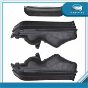 Left And Right+center Engine Compartment Panel Kit Fit For Bmw E70 E71 E72 X5 X6