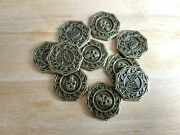Tainted Grail 10 Metal Coins