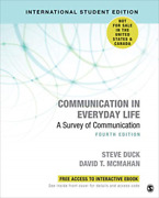 Steven W. Duck And David Tr...-communication In Everyday Li Uk Import Book New