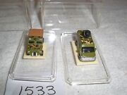 N Scale Toy Train Accessories - Hot Wheels Miniature Camouflage Military Trucks