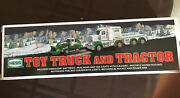Hess Truck 2013 Truck And Tractor Brand New In Box