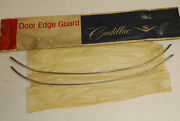 1966 Cadillac Nos Convertible And Coupe Accessory Door Edge Guard Set