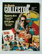 The Inside Collector Magazine Sept 1992 Comic Books And Comic Collectibles