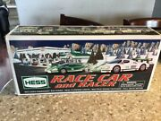 2009 Hess Toy Truck Race Car And Racer Set - New In Box Nrfb