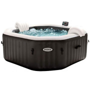 Intex 28458 Jet And Bubble Deluxe Hydromassage Pool Cm201x71 Towel Filter Pump