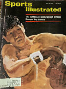 May 18 1964 Joey Giardello Boxing Sports Illustrated Si64-66
