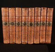 1762 8vols The Works Of Shakespeare In Eight Volumes Mr. Theobald