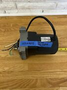 Sears Craftsman 137.218073 Benchtop Table Saw Motor 5000rpm Part 33f4