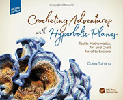 Crocheting Adventures With Hyperbol Uk Import Bookh New