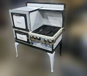 Cribben And Sexton Universal Gas Stove 1923 Made In Chicago Usa