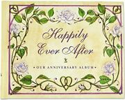 Happily Ever After Our Wedding Anniversary Album Wedding Album, Wedding Boo…
