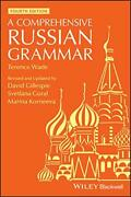 A Comprehensive Russian Grammar Blackwell Reference Grammars By Wade Terenandhellip