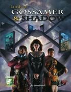 Lords Of Gossamer And Shadow Diceless Role-playing By Durall Jason Paperback