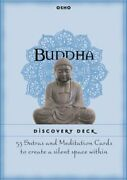 Buddha Discovery Deck 53 Sutras And Meditation Cards To Create A Silent Spacandhellip