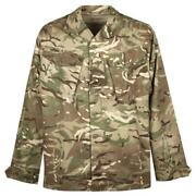 British Army Issue Mtp Barrack Shirt Brand New Various Sizes Multicam