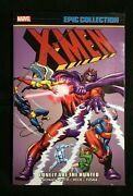 Marvel Epic Collection X-men Vol 2 Lonely Are The Hunted 1966-1968 New Unread