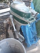 Mark 20 1950and039s Mercury Outboard Boat Motor Vintage Classic Marine Serial 818084