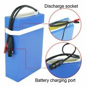 48v 20ah 1000w Lithiumion Ebike Battery W/ Charger Fr Electric Bicycle Scooter