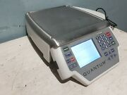 Hobart-quantum Suffix Max Programmable Commercial Weight Scale W/label Printer