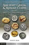 An Introductory Guide To Ancient Greek And Roman Coins Volume 1 Greek Civic Coin