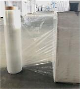 Clear Movers Pre-stretch Wrap 13-18 1300and039-2000and039 24-40 Gauge - 150 Rolls